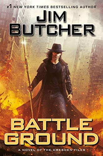 Book of the Week – The Dresden Files Series