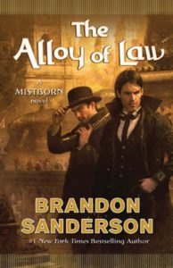 Book of the Week – The Mistborn Series