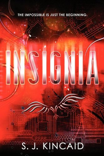 Book of the Week & Review – Insignia